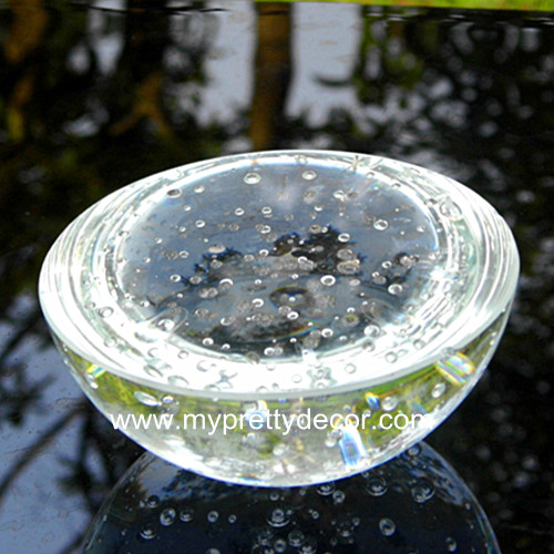 Crystal Bubble Hemisphere