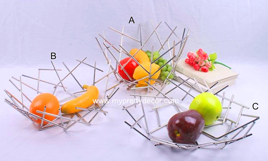 Steel Fruit Holder