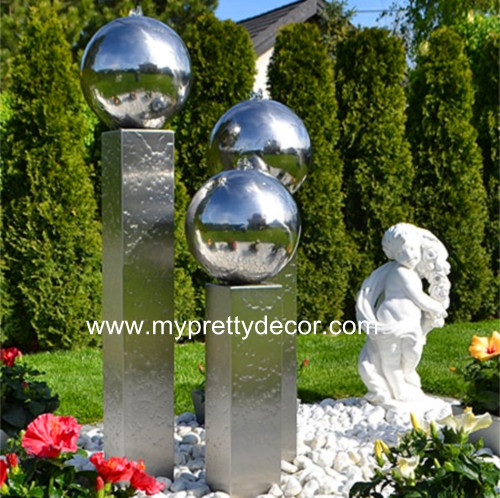 Stainless Steel Sphere Stainless Steel Ball Flower Pot