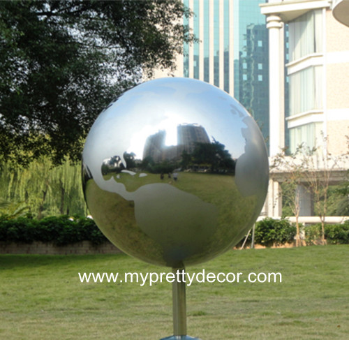 Stainless Steel World Globes Sphere