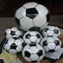 Stainless Steel Football